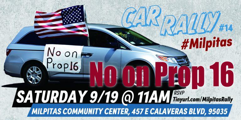 Milpitas Car Rally