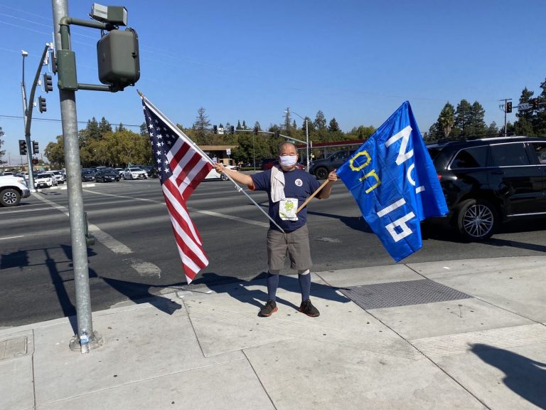 Bay Area Engineer Ran 16 Miles to Highlight Unfairness of Prop 16